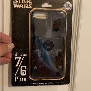 Star Wars Disney iPhone 7/6Plus case